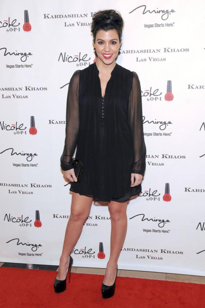 Kourtney Kardashian en 2011
