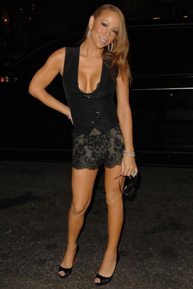 Mariah Carey en 2009