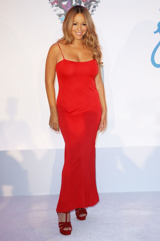 Mariah Carey en 2011