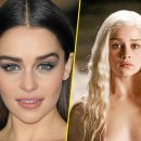 Beauté de stars : Emilia Clarke de The Game of Thrones : Glamour vs Sauvage !
