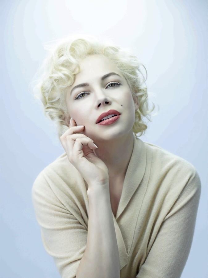 Michelle Williams, entre Madonne et Marilyn: une Marilyn Monroe sortie d'un rêve ! Top !