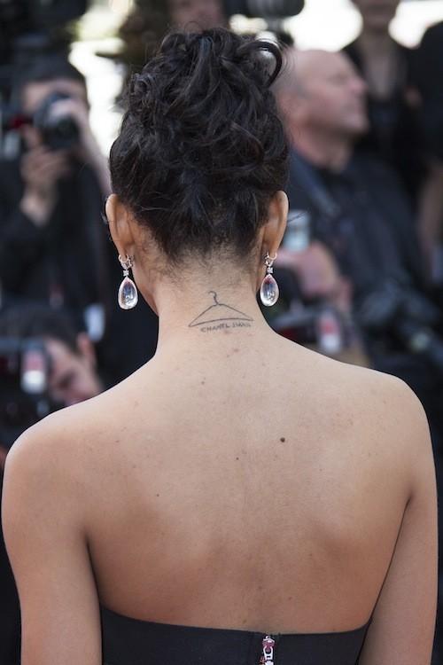 Chanel Iman le 21 mai 2013