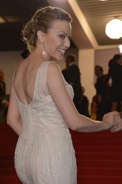 Kylie Minogue le 21 mai 2013