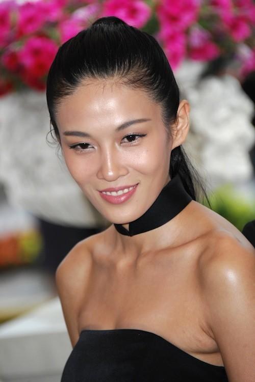 Zhang Lan Xin en 2012