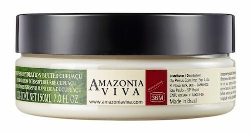 Beurre de Cupuaçu. Amazonia Viva. En exclusivité chez Sephora. 29e