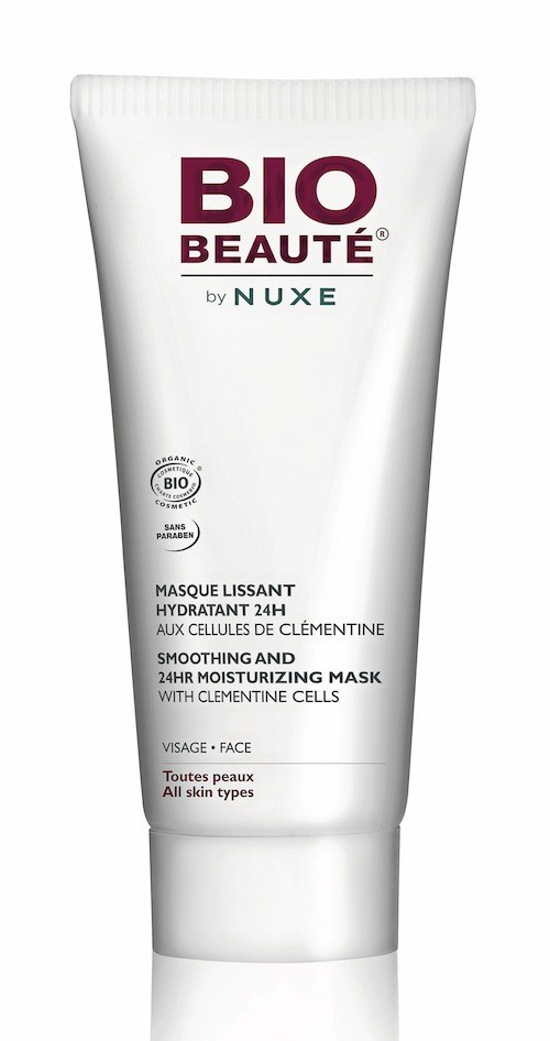 Masque lissant hydratant 24h, Nuxe. 16,50e