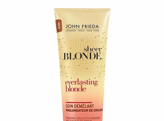 Beauté de stars : John Frieda : Les produits de la gamme Sheer Blonde !