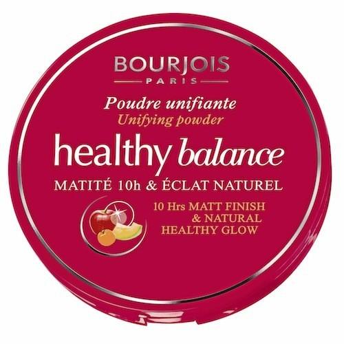 Poudre unifiante, healthy balance, Bourjois, 11,80 €
