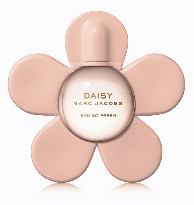 L'eau de toilette Eau So fresh, Daisy, Marc Jacobs. 75ml. 63€