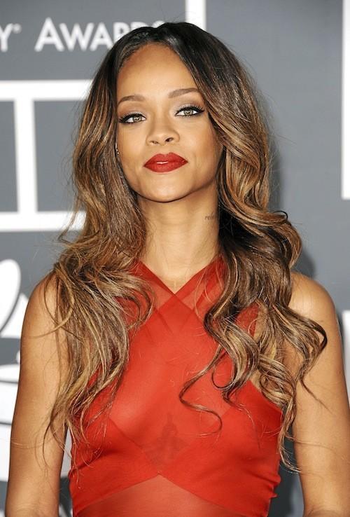 Rihanna : Le fucus varech