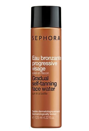 Eau bronzante visage, Sephora 13,95 €