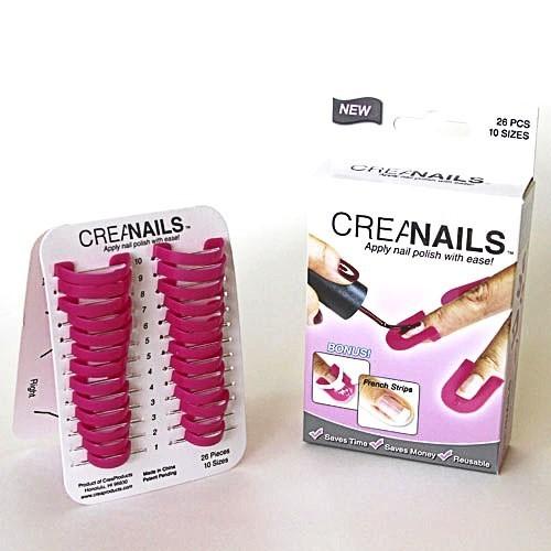 Kit anti débordement Creanails sur Creaclips.fr. 17,90 €.