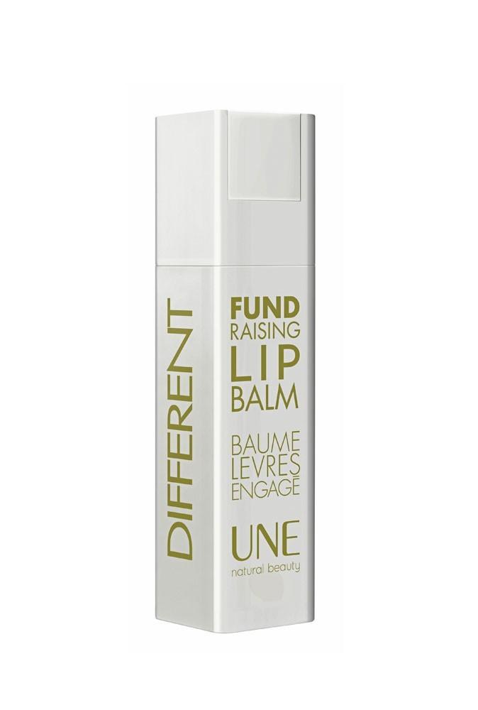 Un baume à lèvres Une à moins de 10 euros !