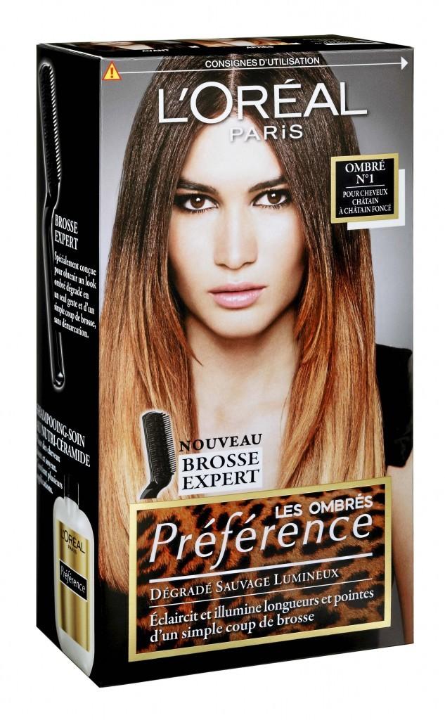 Les Ombrés Préférence, L'Oréal, 12€
