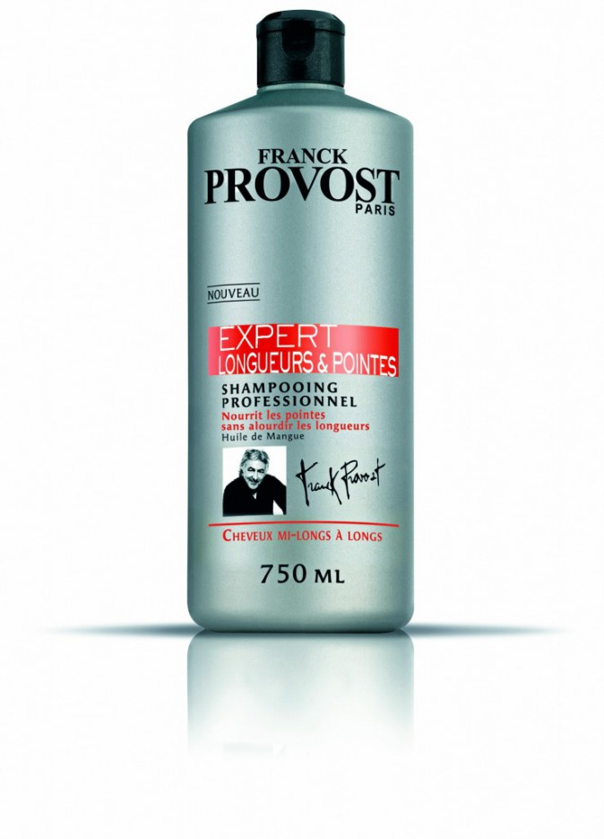 Shampooing, Expert longueurs & pointes, Franck Provost. 5,85 €.