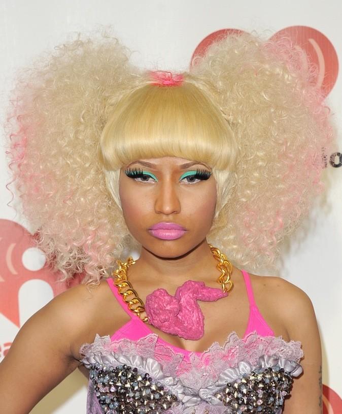 """Gossip : Nicki aurait gagné haut la main, le concours du plus beau """"caniche"""" !"""