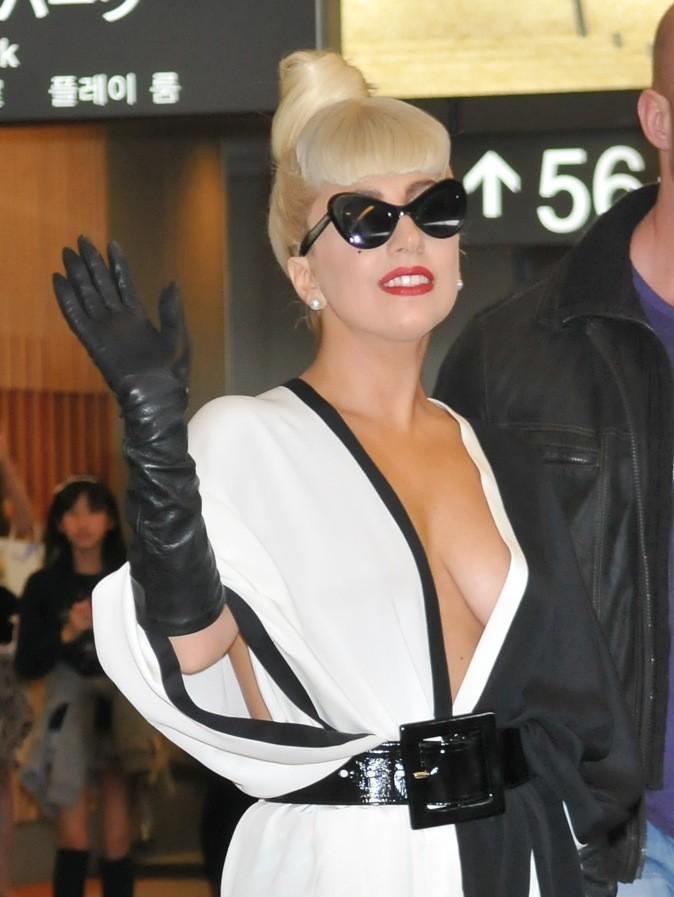 Lady Gaga est une grande fashionista !