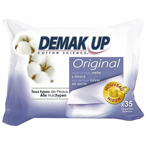 Lingettes, Demak'Up 3,99 €