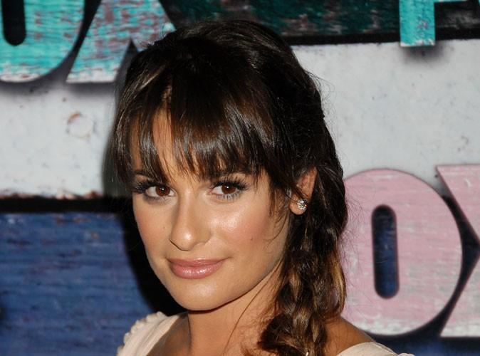 Beauté : Lea Michele nous confie ses astuces beautés pour une peau et des cheveux éclatants !