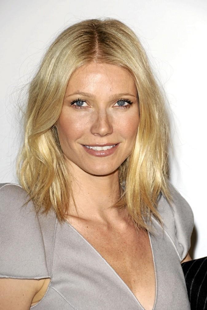 Gwyneth Paltrow : céléri !