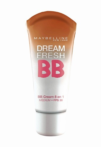 2 - Dream Fresh BB, Gemey Maybelline. 9,55 €.