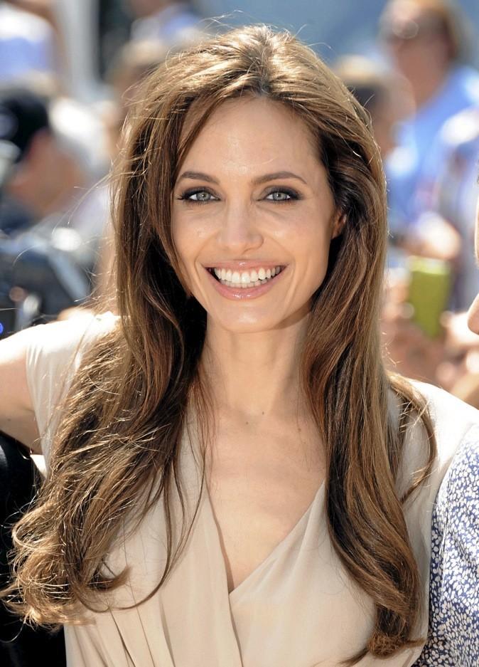 Angelina Jolie est une adepte des soins au caviar !