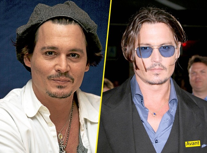 Johnny Depp, une cure de jouvence !