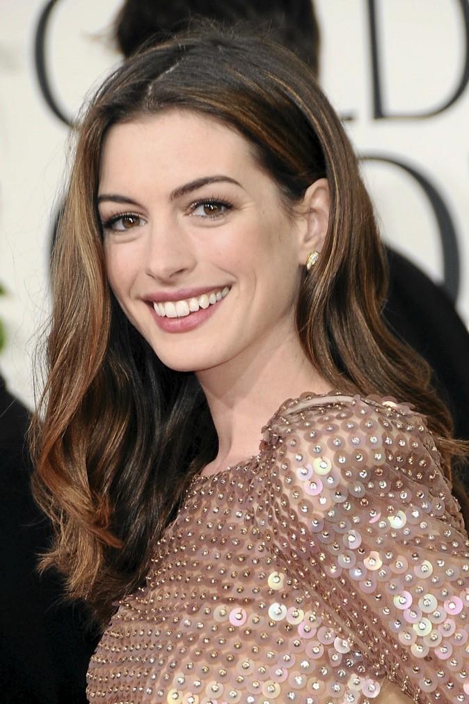 Le parfum préféré d'Anne Hathaway est Chance de Chanel !