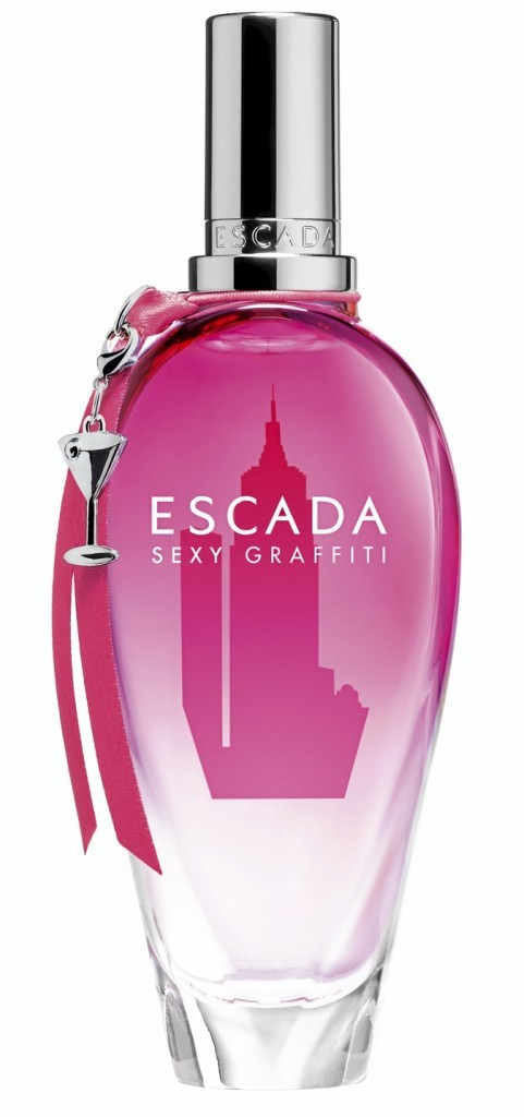 Sexy Graffiti. Escada. Eau de toilette, 50ml. 50€