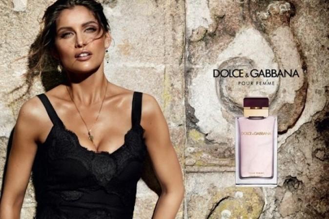 Laetitia Casta pour D&G