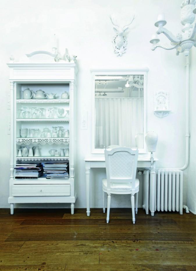 L'Atelier blanc, 6, rue Mayran, 75009 Paris. latelierblanc.com