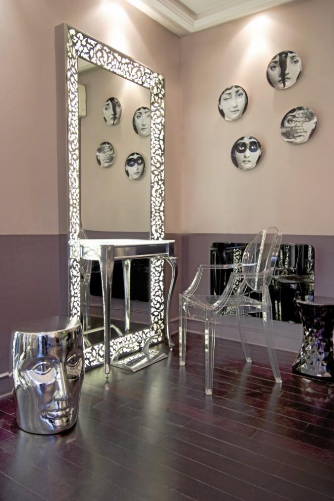 Studio 34 de Delphine Courteille, 34, rue du Mont-Thabor, 75001 Paris.