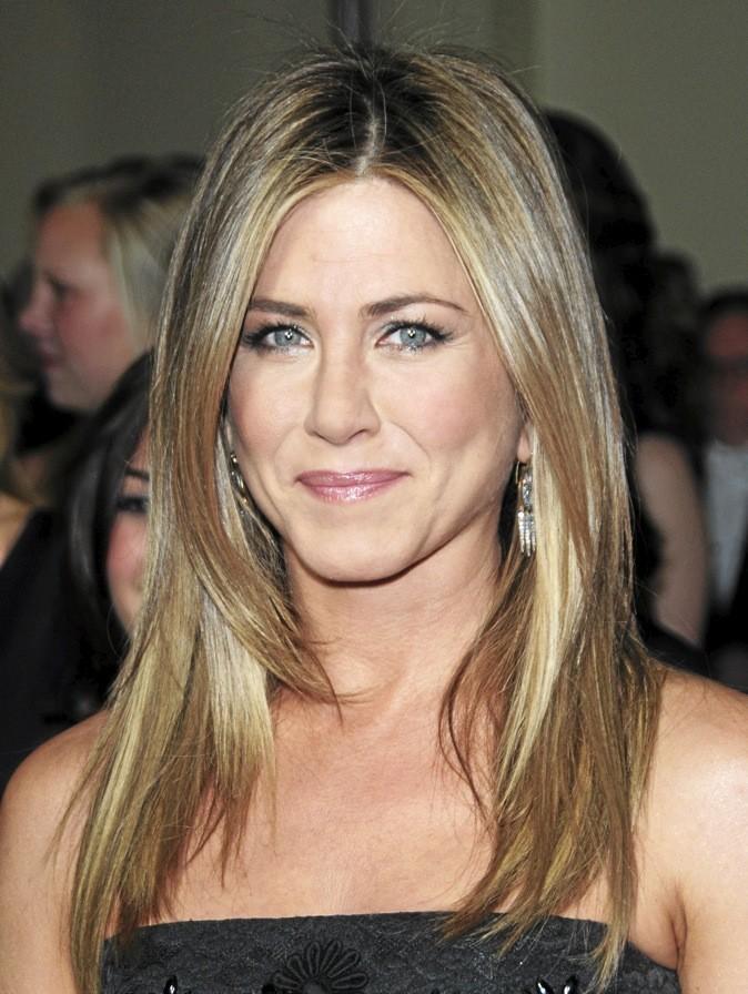 Jennifer Aniston : Fan des cosmétiques naturels