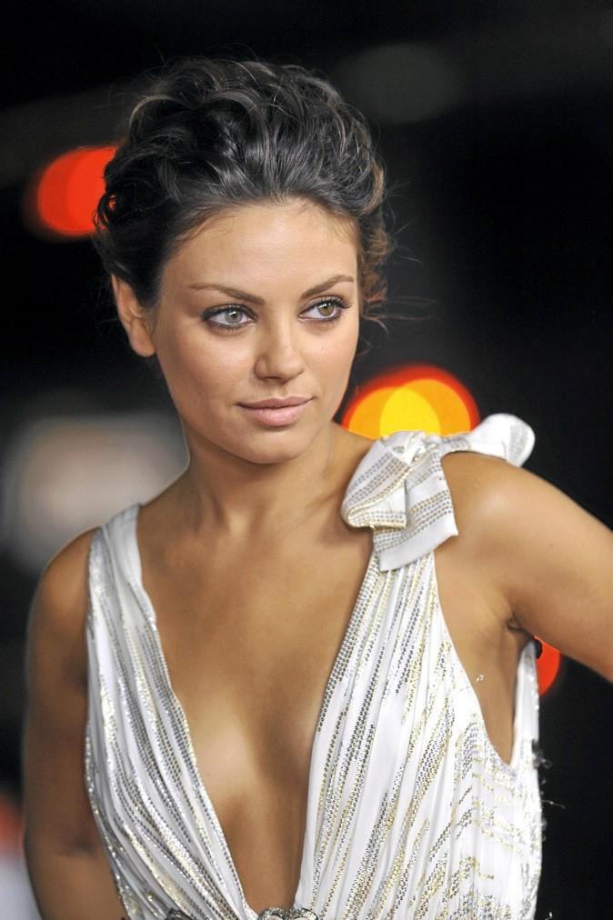 La sublime Mila Kunis !