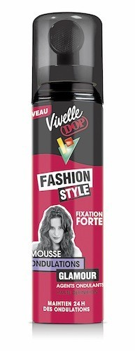 Mousse ondulations glamour, Fashion Style, Vivelle Dop 4,60 €