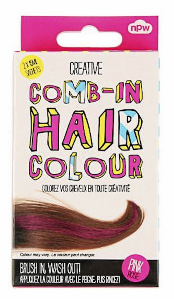 Coloration Comb-In Hair Colour, Colette 5 €