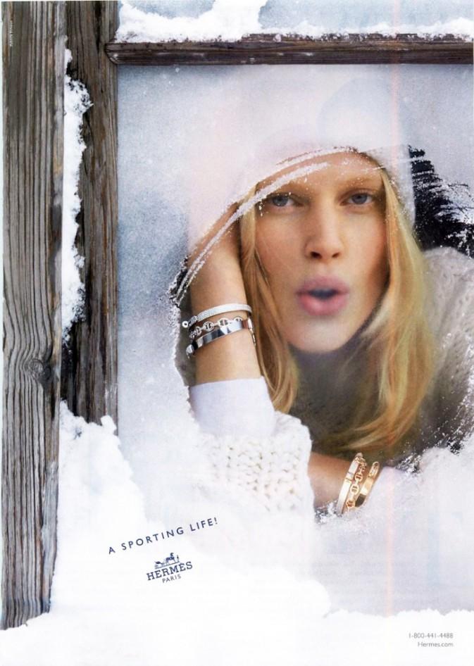 Campagne Hermès Sport
