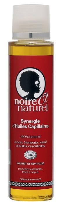 Synergie d'huiles capillaires, Noire Ô Naturel 31,90 €