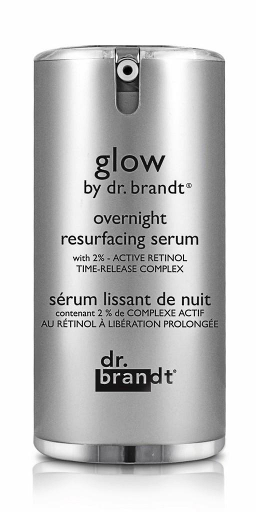 Un visage rajeuni : Serum lissant de nuit, Glow by Dr brandt chez Sephora 85 €