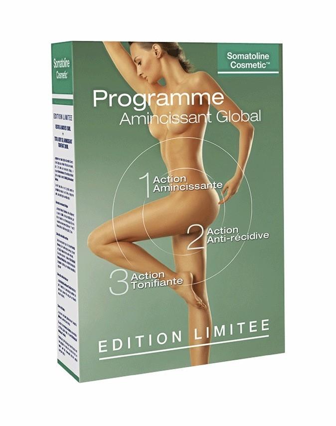 Programme amincissant global, Somatoline Cosmetic 49,90 €