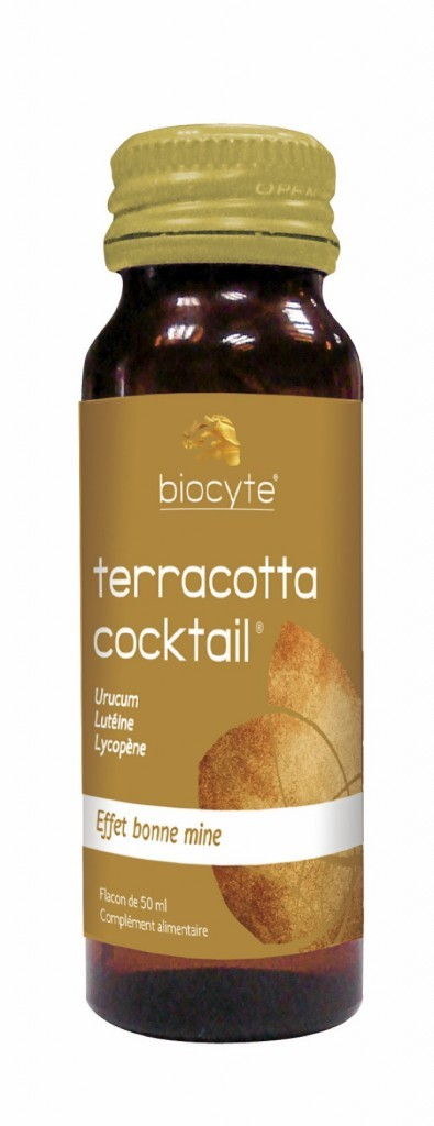 Terracotta cocktail, Biocyte 31 €