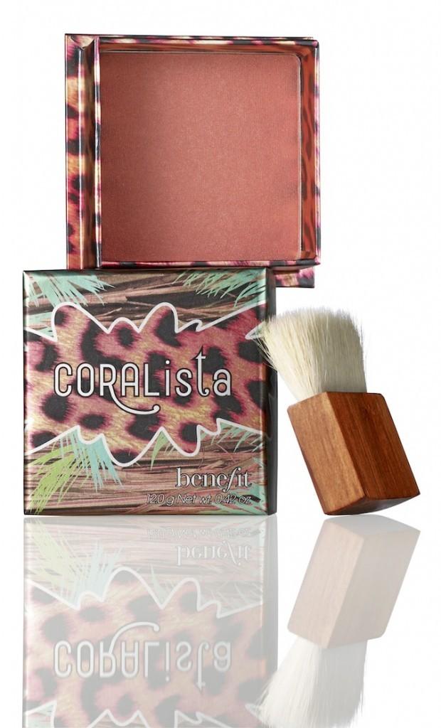 Blush Coralista, Benefit 32€