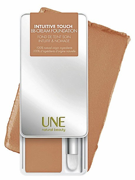 Intuitive Touch, BB-Cream Foundation, rechargeable, Une. 24,90 €.