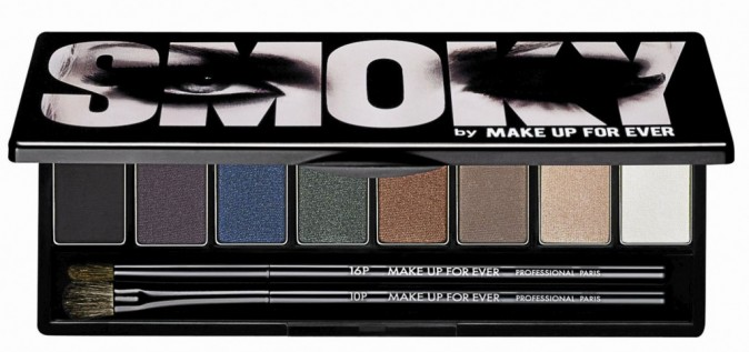 Palette Smoky Eyes, Make Up For Ever. 39,50 €.