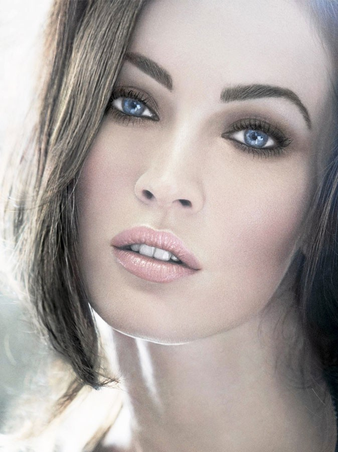 Beauté : le nude de Megan Fox
