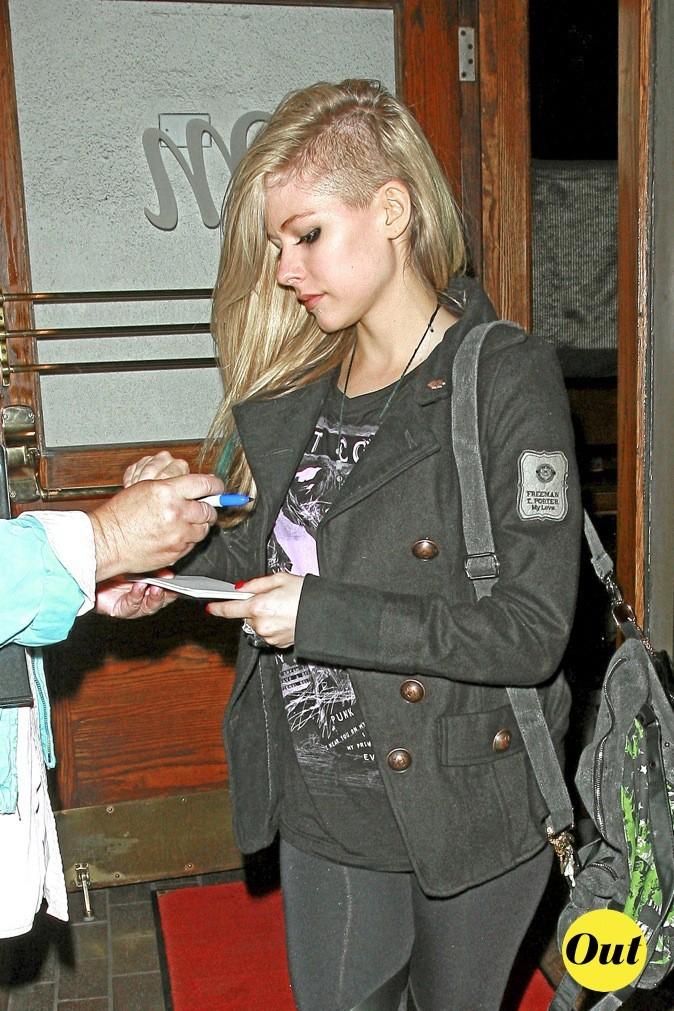 Avril Lavigne !