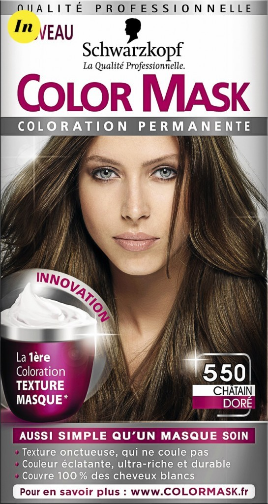Coloration Color Mask, Schwarzkopf 9,10 €