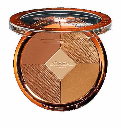 13. Poudre Glam Bronze, L'Oréal. 18,90 €.