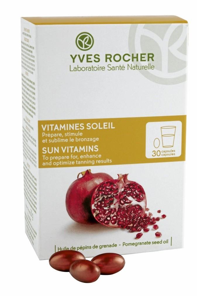 Vitamine soleil, Yves Rocher 22,50 €