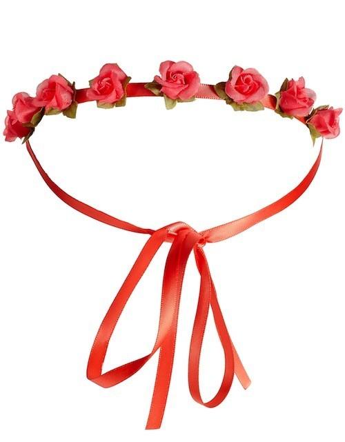 Guirlande de fleurs, Accessorize, 7,90 €